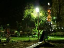 LED-прожектор для улицы