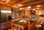 Светильники для деревянного дома