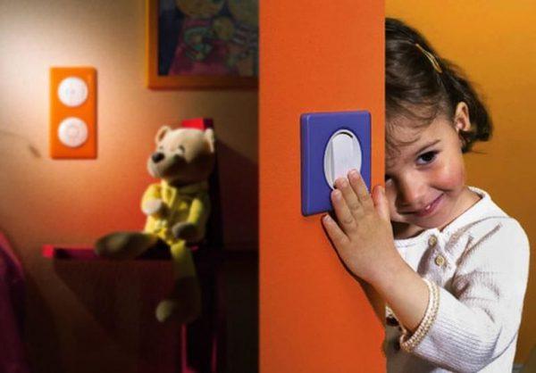 Выключатели для детской комнаты