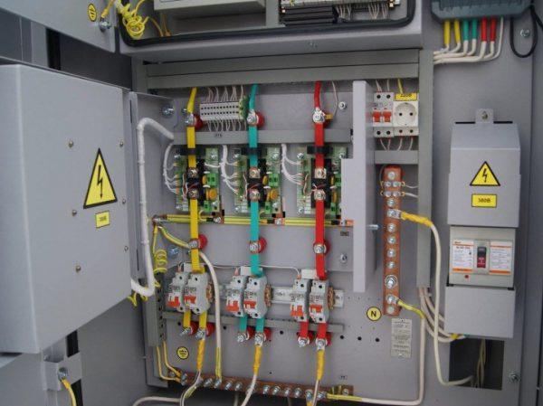 Модуль управления наружным освещением ЭП-ШУНО-3