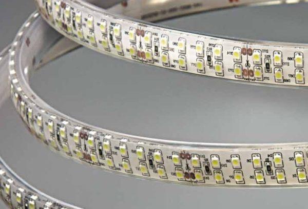 Светодиодная лента со степенью защиты IP65