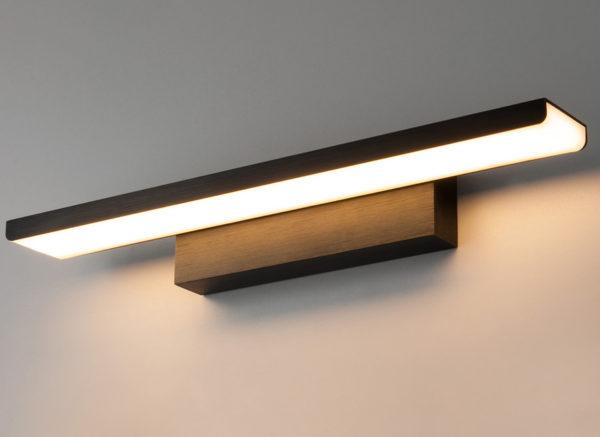 Светодиодный светильник для подсветки картин и зеркал