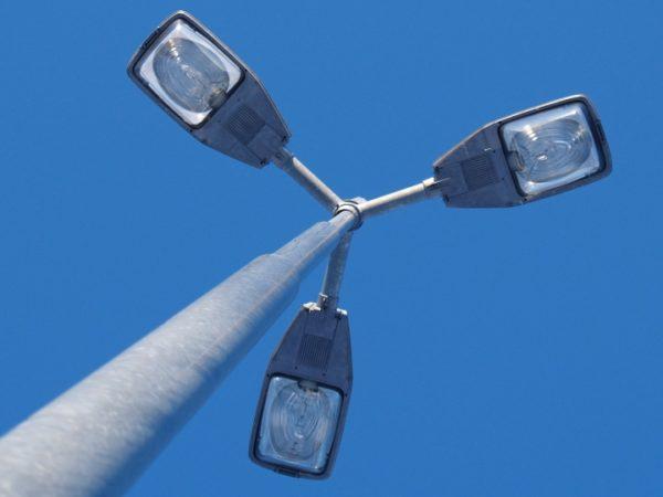 Плюсы железобетонных опор освещения
