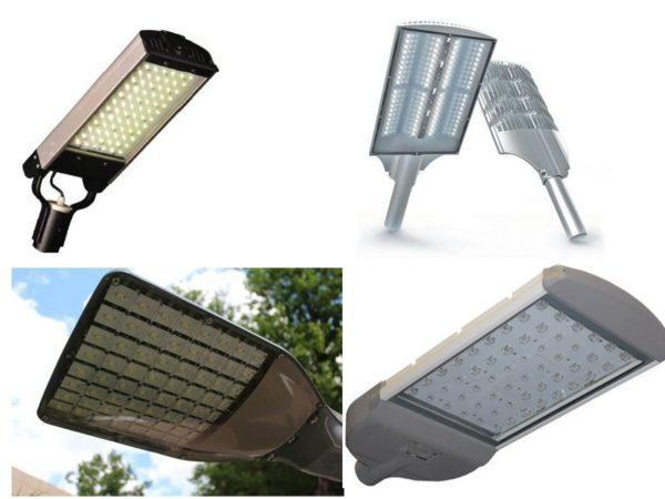 Разновидности консольных светодиодных светильников