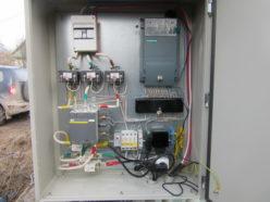 Размещение оборудования для управления освещением
