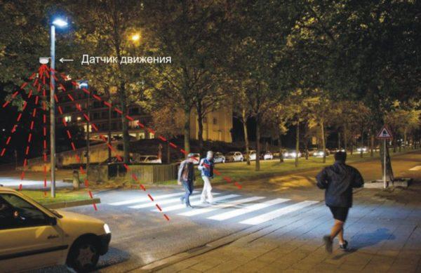 Способы управления уличным светом