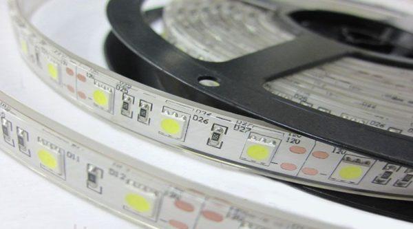 Светодиодная лента SMD 5050 60 14,4 Вт на метр