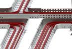 Металлические лотки для проводов