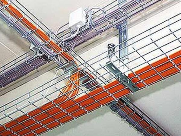 Проволочная кабелепроводная арматура