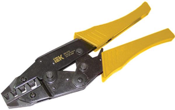 Кримпер IEK для многожильных проводов малого сечения