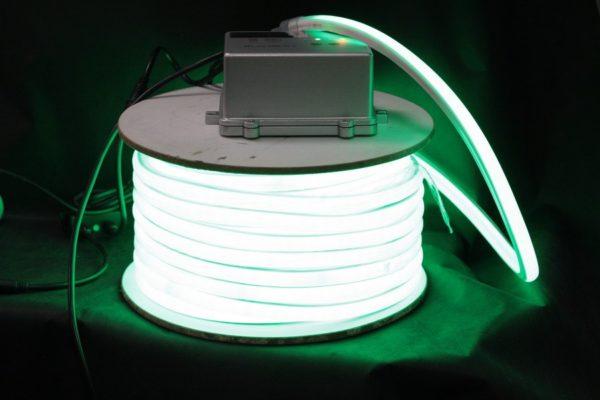 Подключение неона к контроллеру RGB