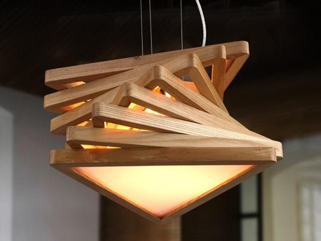 podvesnoj-svetilnik-iz-dereva Светильники из дерева в дизайне интерьеров (50 фото)