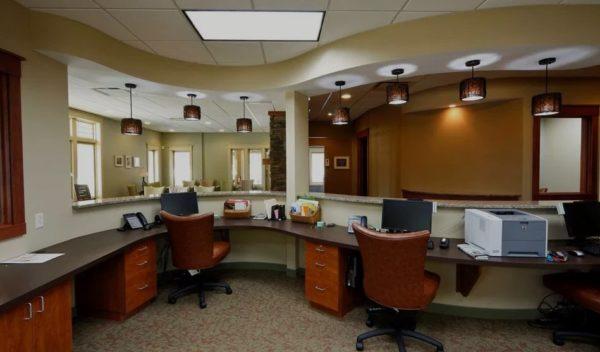 Правильная организация места для сотрудников