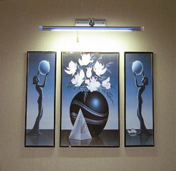 Светильник для освещения картин
