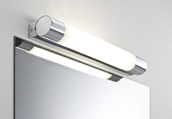 Самостоятельный монтаж светильника для зеркала может потребовать больших затрат времени и сил