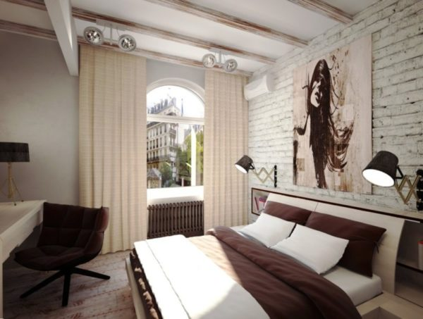 Светильники для спальной комнаты