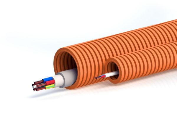 Защита для проводов из полиэтилена низкого давления
