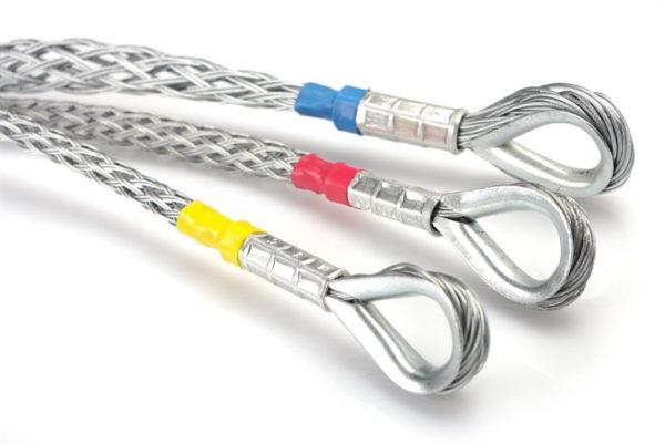 Цветные пластиковые гильзы для маркировки изделия