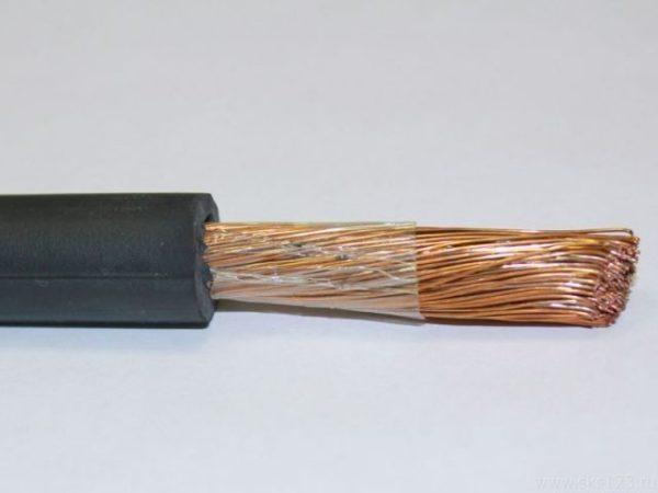 КОГ-кабель отличается повышенной гибкостью