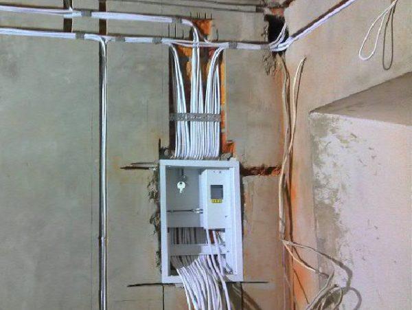 ППВ подходит для стационарной электропроводки