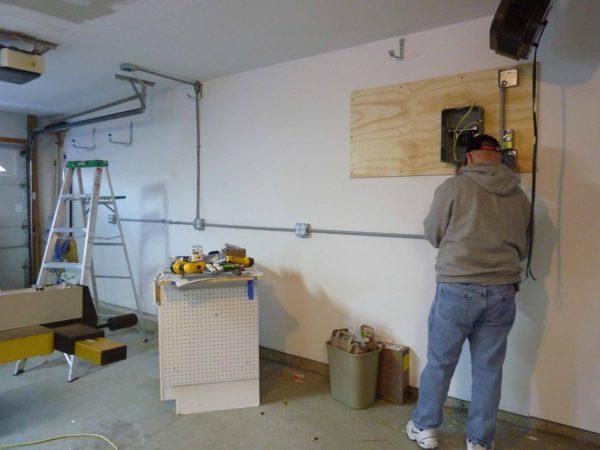 Соблюдение техники безопасности при электромонтажных работах