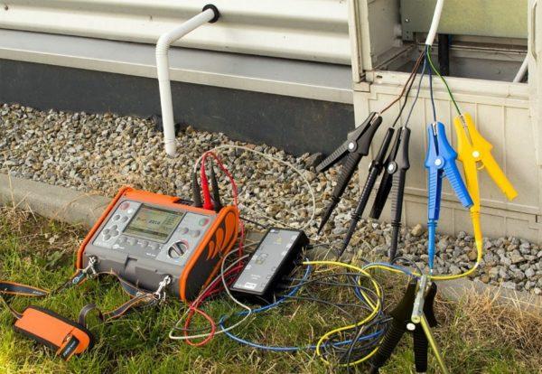 Проверка изоляции электропроводки в частном доме