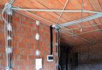 Монтаж скрытой электропроводки в частном доме
