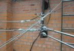 Воздушная прокладка кабеля