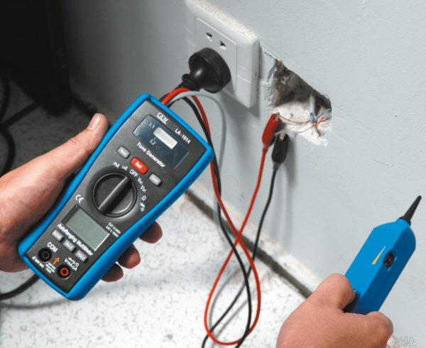 Проверка состояния электропроводки