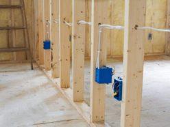 Система элктроснабжения каркасного дома