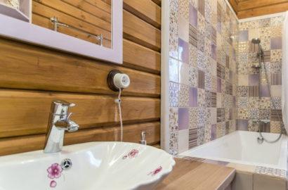 Элекропроводка в ванной комнате