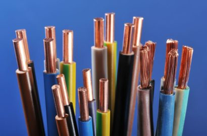Определение сечения провода для электропроводки