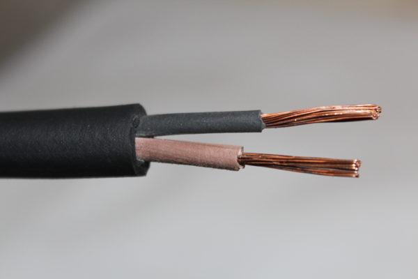 Соединительный кабель с резиновой изоляцией ПРС