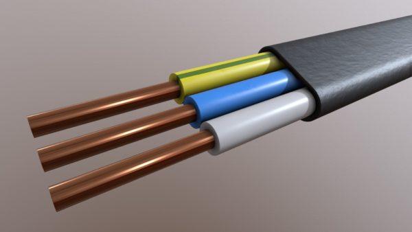 Высокая теплопроводность меди позволяет пропускать ток большей мощности