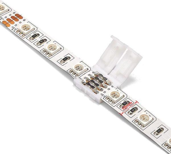 Коннектор для наращивания светодиодной ленты