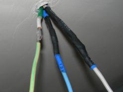 Способы наращивания проводов