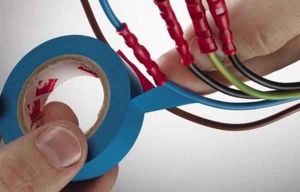 Технология наращивания проводов