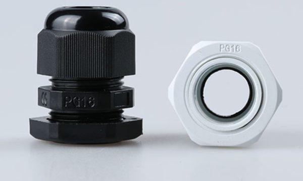 Влагозащищенный кабельный сальник PG16 IP68