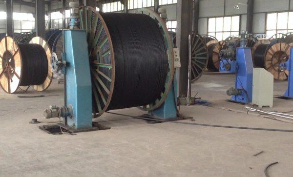 Производство силового кабеля