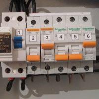 Выбивает УЗО в электрощите