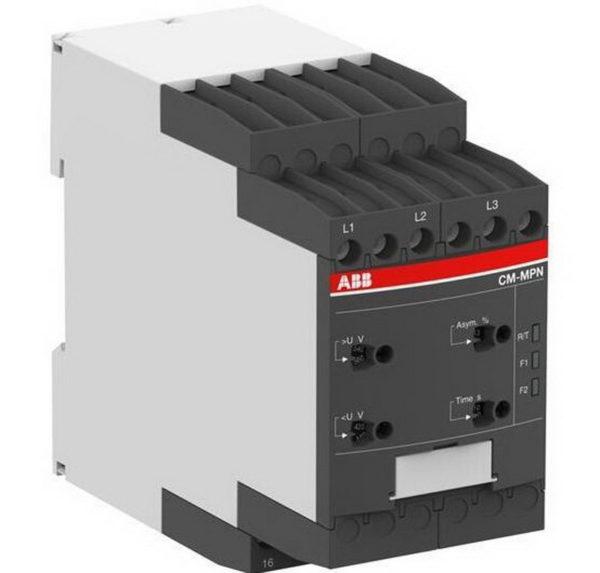 Реле контроля фаз ABB