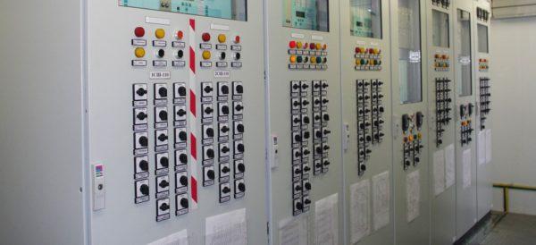 Система релейной защиты автоматики