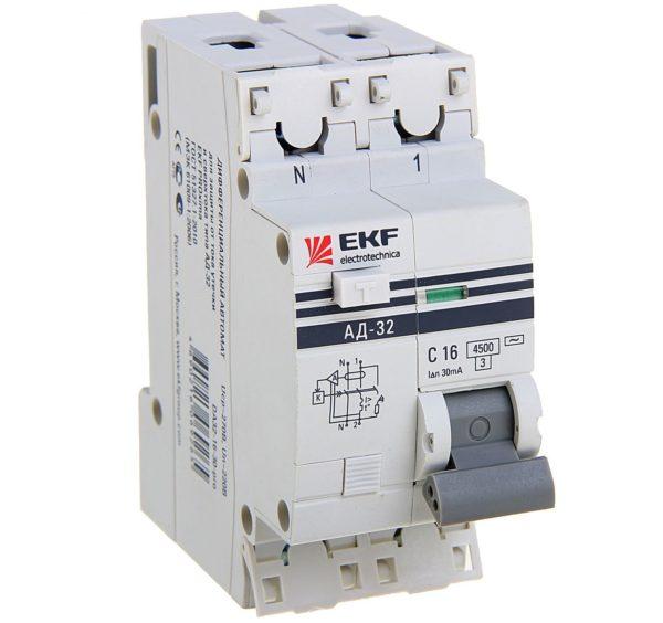 Дифференциальный автомат EKF