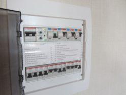 Квартирный электрощиток