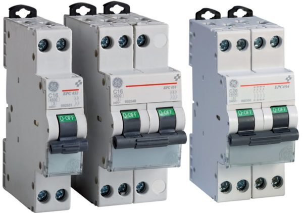 Модульные автоматы General Electric