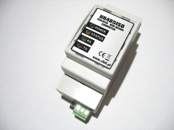 Преобразователь USB-RS485 на DIN-рейку