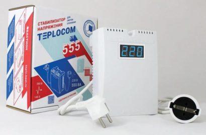 Стабилизатор напряжения для систем отопления