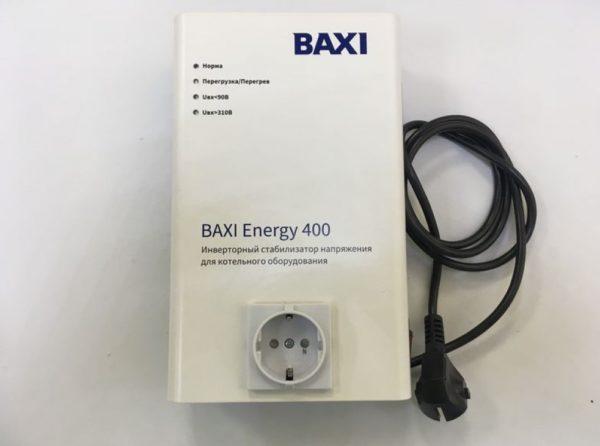 Устройство BAXI Energy 400 для котельного оборудования мощностью 400 Вт