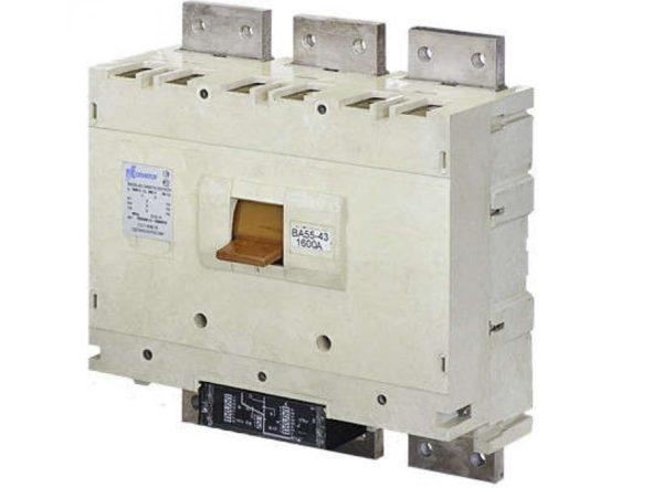 Автомат ВА53-43 на 660В