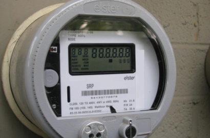 Счётчик электроэнергии двухтарифный